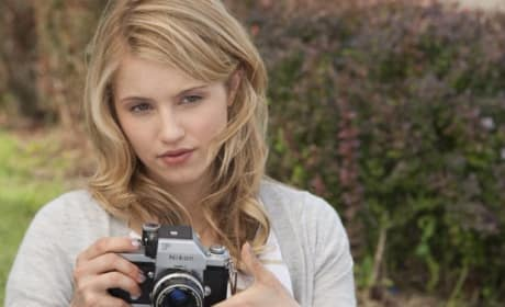 Dianna Agron Stars in I Am Number Four