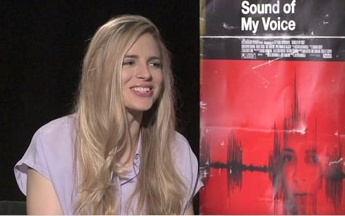 Brit Marling Exclusive
