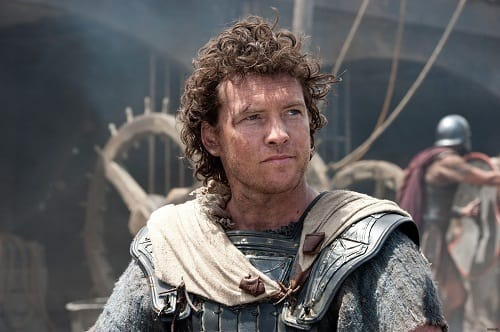 Wrath of the Titans Stars Sam Worthington