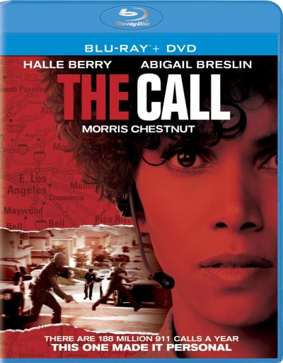 The Call Blu-Ray Combo Pack