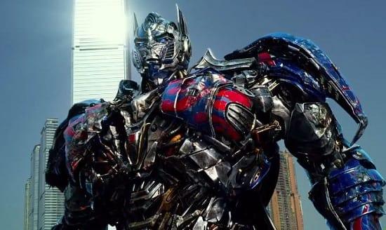 Optimus Prime PHoto