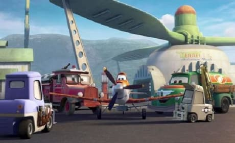 Planes Clip: Disney Takes Flight