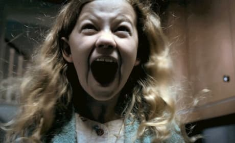 Mama: Guillermo del Toro Talks Terrifying Audiences