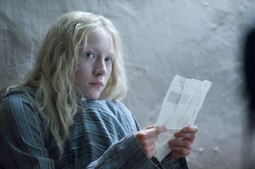 Saoirse Ronan is Hanna