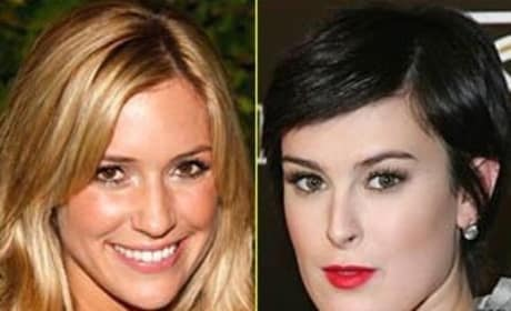Kristin Cavallari and Rumer Willis are Wild Cherries