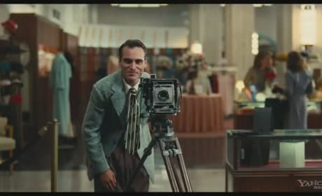 The Master Theatrical Trailer: Above All I am a Man