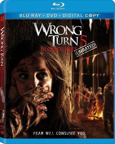 Wrong Turn 5 Blu-Ray