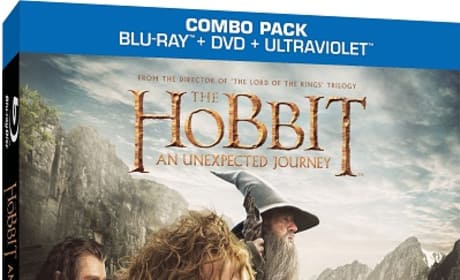The Hobbit An Unexpected Journey DVD Review: Return to Middle Earth