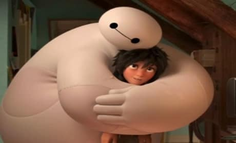 Big Hero 6 Trailer: Going Back to School!