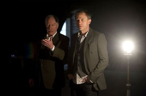 Christopher Plummer in The Girl with the Dragon Tattoo
