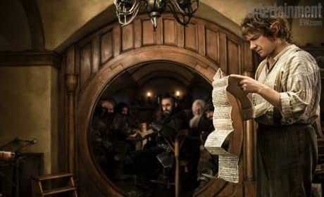 First Look at The Hobbit, New Photos