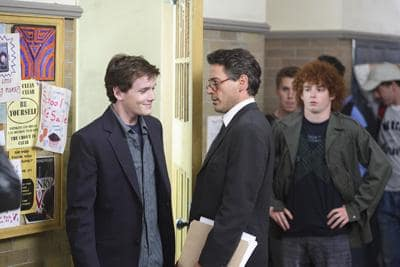 Charlie Bartlett Photo