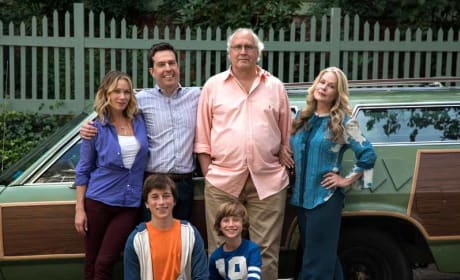 Vacation Red Band Trailer: The Griswolds Are Back!