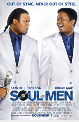 Soul Men Movie Poster