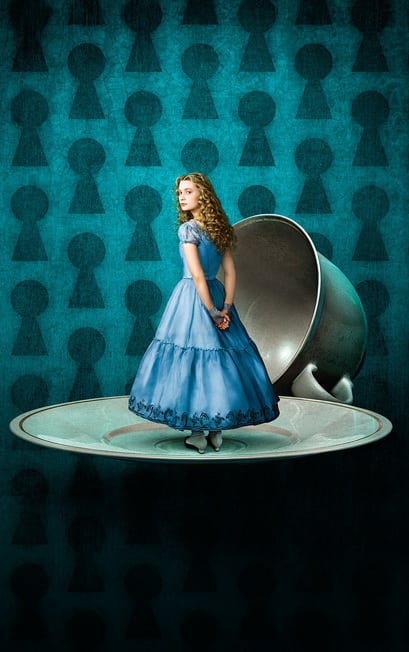 Alice and a Teacup
