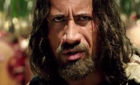 "Hercules Clip: Dwayne Johnson Asks ""Do I Look Scared?"""