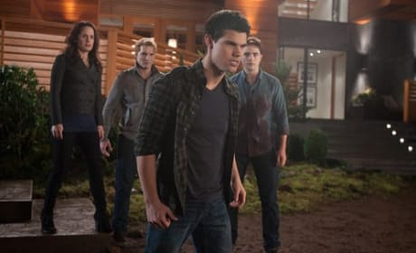 Breaking Dawn: Taylor Lautner Talks Jacob and the Future