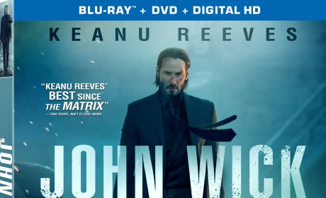 John Wick DVD Details Revealed: Keanu Kicks Ass When?