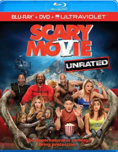 Scary Movie V Blu-Ray