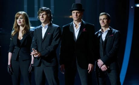 Now You See Me Woody Harrelson Jesse Eisenberg Isla Fisher