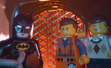 The LEGO Movie Outtake