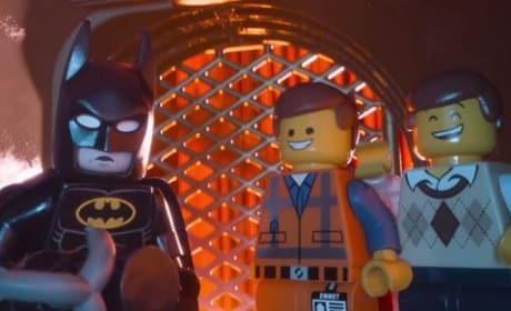 The LEGO Movie Outtake