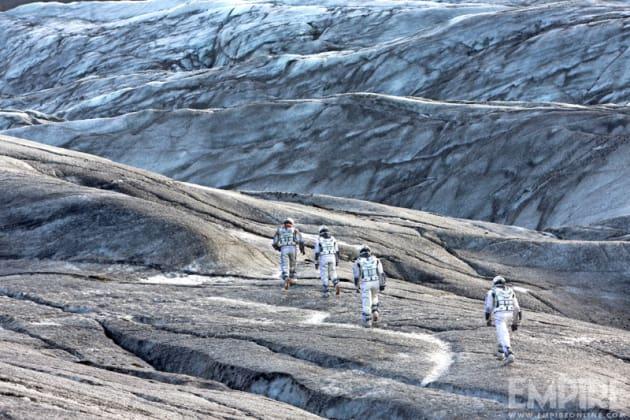 The Interstellar Landscape