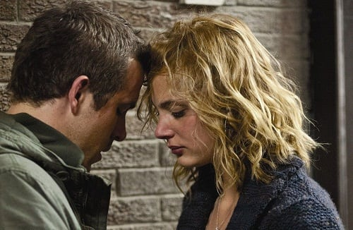 Ryan Reynolds and Nora Arnezeder in Safe House