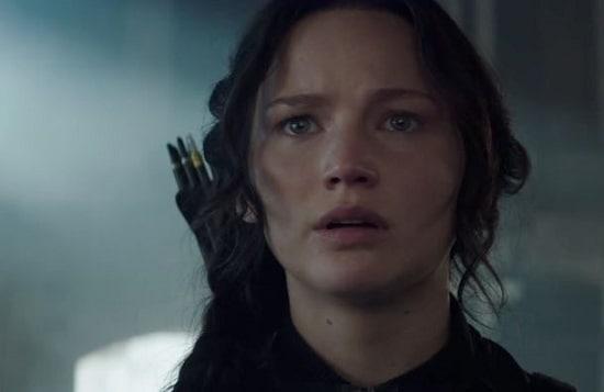 Mockingjay Part 1 Katniss