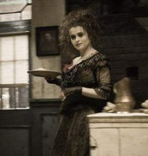 Mrs. Lovett Picture