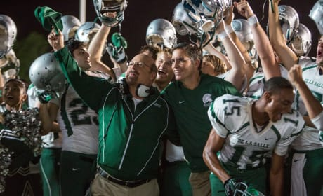 Michael Chiklis Jim Caviezel When the Game Stands Tall