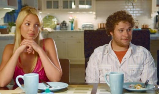 Photos From Knocked Up: Katherine Heigl, Seth Rogen
