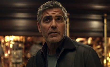 Tomorrowland Trailer: George Clooney Stars in Super Bowl Spot!