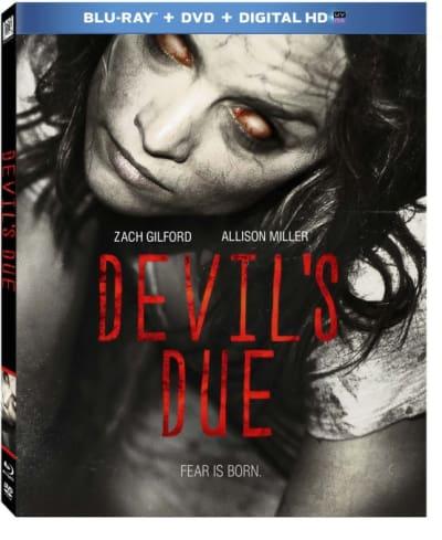 Devil's Due DVD