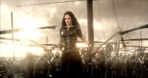 Eva Green Stars 300 Rise of an Empire