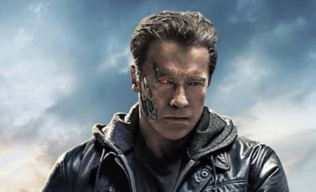 Terminator Genisys Wraps Production: Arnold Posts Photo!