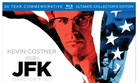 JFK Blu-Ray Collector's Edition