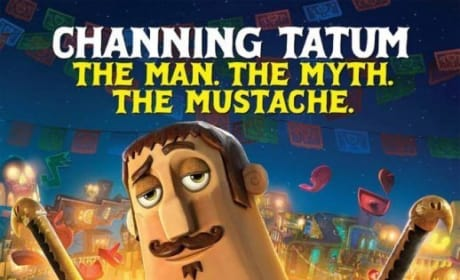 The Book of Life Channing Tatum Character Poster