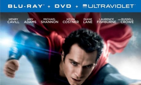 Man of Steel DVD Details Emerge