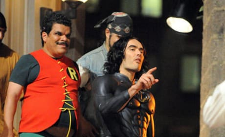 Brand and Guzman, Batman and Robin?