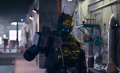 Chappie UK Trailer: Neill Blomkamp Gives Us One Lovable Robot!