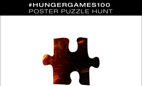 Hunger Games Exclusive: Get a Piece of the Puzzle and Mark 100 Days Till Film Opens