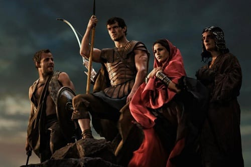 The Cast of The Immortals