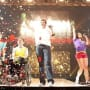 Cory Monteith in Glee 3D