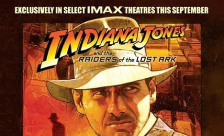Indiana Jones and the Raiders of the Lost Ark to Hit IMAX Theaters in September: Watch the IMAX Trailer!