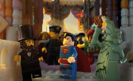 The LEGO Movie: Everything Is Awesome Music Video Premieres