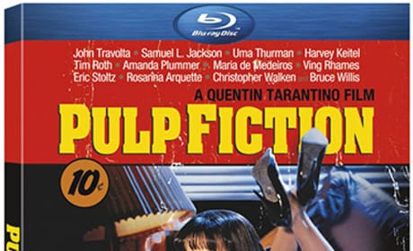 Pulp Fiction on Blu-Ray