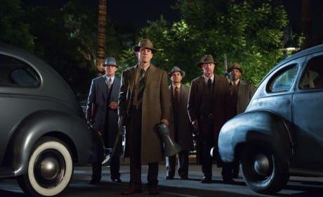 Gangster Squad Cops