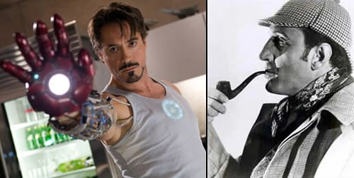 Ironman vs. Sherlock
