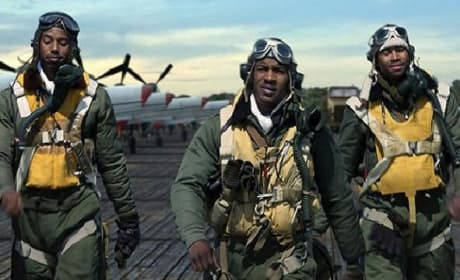 Red Tails Trailer: Exploring Courage